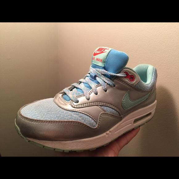 Nike Air Max 1 Youth GS Schuhe weiß im WeAre Shop